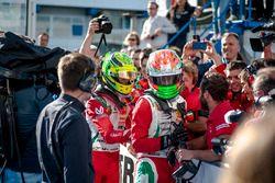 Sieger Mick Schumacher, Prema Powerteam und Juri Vips, Prema Powerteam