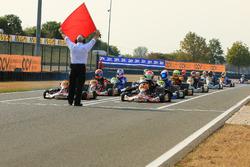 Start zum DSKC Rennen