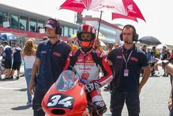 Andi Gilang, Astra Honda Racing Team