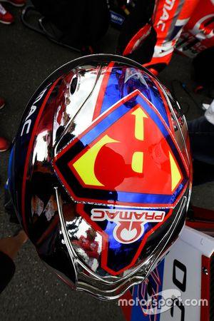 Casco de Scott Redding, Pramac Racing