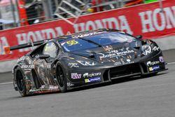 #55 FFF Racing Team by ACM Lamborghini Huracan: Andrea Amici, Edoardo liberati