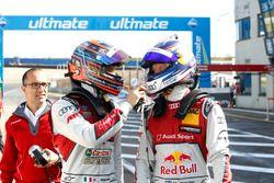 Эдоардо Мортара, Audi Sport Team Abt Sportsline, Audi RS 5 DTM и Маттиас Экстрём, Audi Sport Team Ab