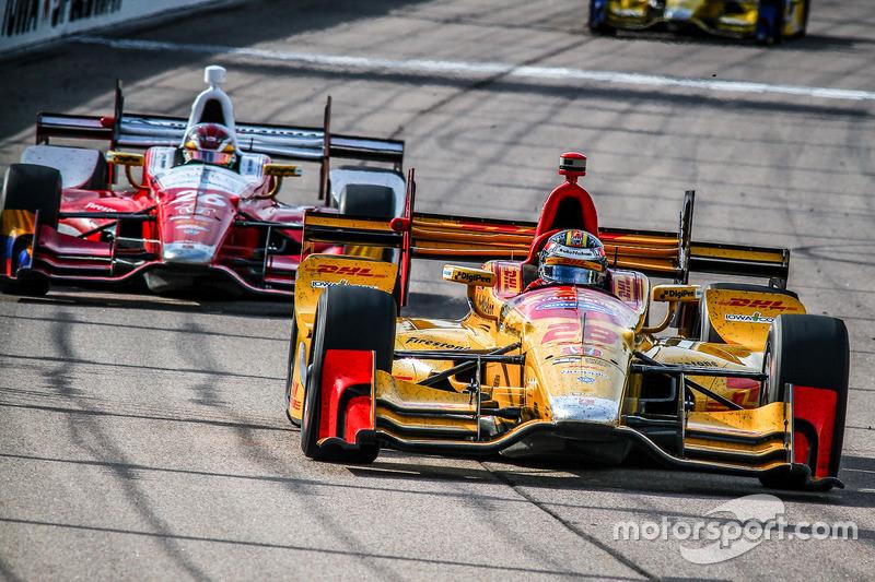 Andretti Autosport - Honda