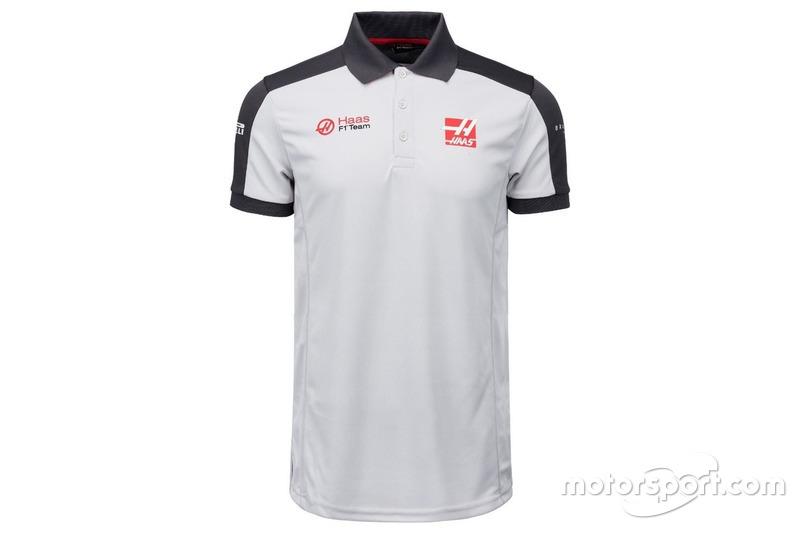 Polo Haas F1 Team 2016