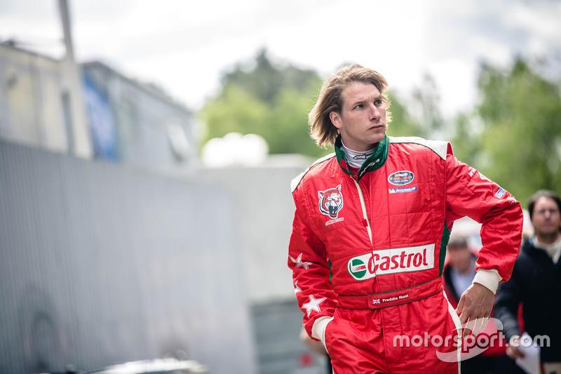 Фредди Хант, DF-1 Racing Team, Chevrolet SS