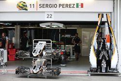 Sahara Force India F1 VJM09, Sergio Perez, Sahara Force India F1