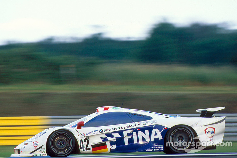 1997: Le Mans and first sportscar success