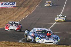 Martin Ponte, Nero53 Racing Dodge, Jose Manuel Urcera, Las Toscas Racing Chevrolet, Emanuel Moriatis