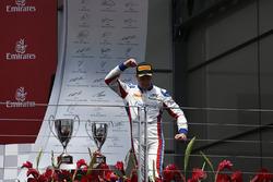 Second place Sergey Sirotkin, ART Grand Prix