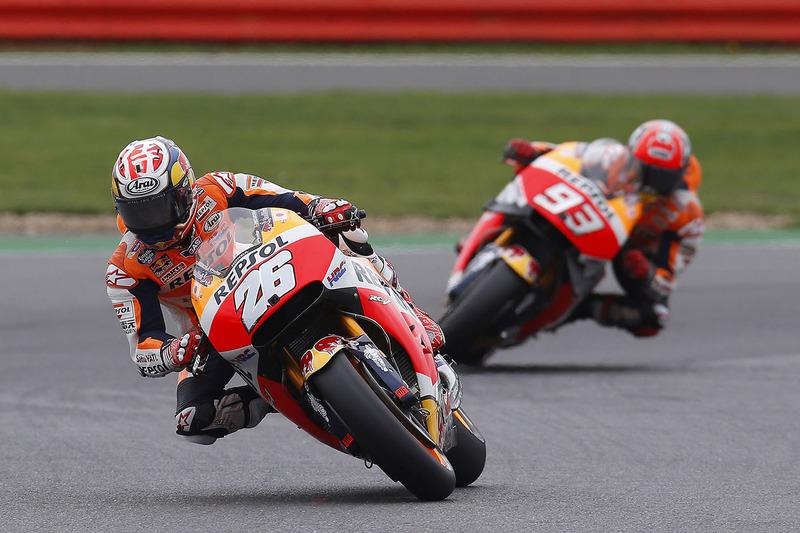 Dani Pedrosa, Repsol Honda Team, Marc Marquez, Repsol Honda Team
