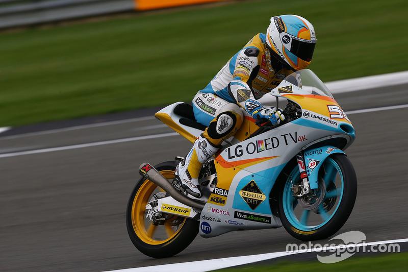 Juanfran Guevara, RBA Racing Team