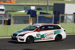 Emiliano Perrucca Orfei, Seat Cupra ST-TCS 2.0