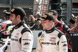 #88 AMG-Team AKKA ASP, Mercedes-AMG GT3: Felix Rosenqvist