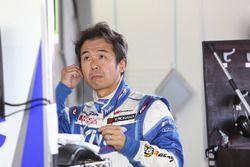 #25 Team Tsuchiya Toyota MC86: Takeshi Tsuchiya