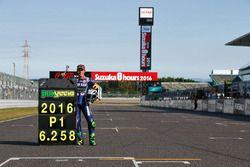 Polesitter: #21 Yamaha Factory Racing Team: Pol Espargaro