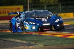 #100 Attempto Racing, Lamborghini Huracan GT3: Max Van Splunteren, Louis Machiels, Jeroen Mul, Giovanni Venturini
