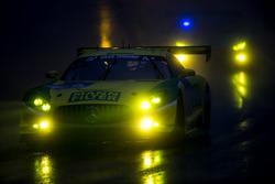 #75 Mann Filter Team Zakspeed, Mercedes-AMG GT3: Kenneth Heyer, Sebastian Asch, Luca Ludwig, Daniel