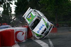 Augusto Farfus, BMW Team Germany, BMW 320si kaza