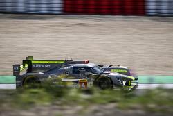 #4 ByKolles Racing, CLM P1/01: Simon Trummer, Pierre Kaffer, Oliver Webb