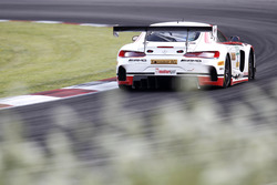 #21 AMG - Team Zakspeed, Mercedes-AMG GT3: Nikolaj Rogivue, Nicolai Sylvest