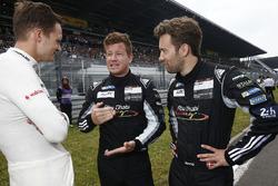 Marc Lieb, Porsche Team, Patrick Long, David Heinemeier Hansson, Proton Racing