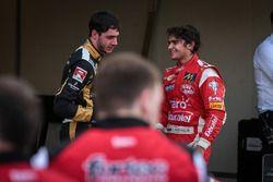 Pietro Fittipaldi, Fortec Motorsports, René Binder, Lotus