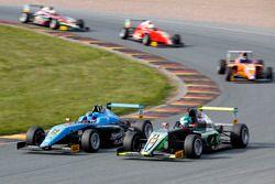 Kevin Kratz, Jenzer Motorsport; Philip Hamprecht, RS Competition