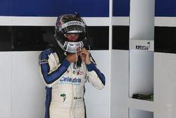 #7 Villorba Corse Ligier JSP3 - Nissan: Roberto Lacorte