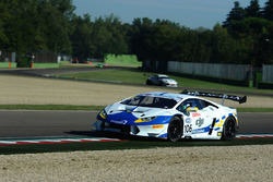Lamborghini Huracan S.GTCup#106, Vincenzo Sospiri Racing, Nemoto-Costa