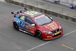 #30 Martin Depper, Eurotech Racing, Honda Civic