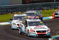 Scott McLaughlin and David Wall, Garry Rogers Motorsport Volvo