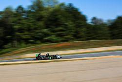 #88 Starworks Motorsport ORECA FLM09: Mark Kvamme, Richard Bradley, Maxwell Hanratty