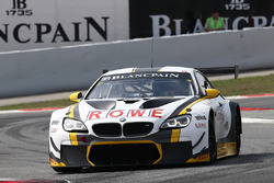 #99 Rowe Racing, BMW M6: Philipp Eng, Alexander Sims