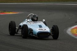 #110 Lola Mk3 (1961): Francesco Baldanza