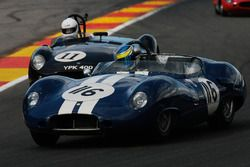 #116 Lister-Jaguar 'Costin' (1959): Richard Kent
