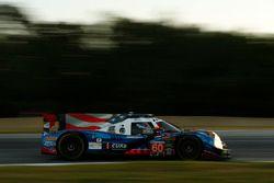 #60 Michael Shank Racing with Curb/Agajanian Ligier JS P2 Honda: John Pew, Oswaldo Negri Jr., Olivier Pla