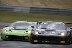 #66 Black Pearl Racing Ferrari 458 Italia GT3: Steve Parrow, Christian Hook