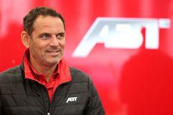 Hans - Jürgen Abt, Jefe de equipo Abt Sportsline