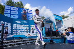 Podium: third place Jean-Eric Vergne, DS Virgin Racing