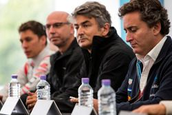 Conferenza stampa Dragon Racing e Faraday Future: Alejandro Agag - CEO, Formula E Holdings