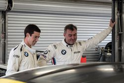 Alex Sims and Max Twigg, BMW Team SRM