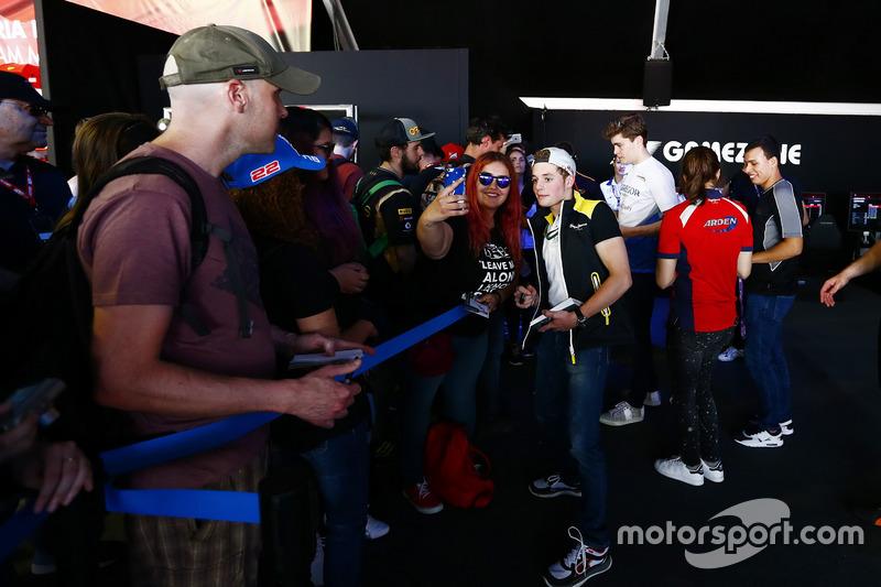 Santino Ferrucci, DAMS dans la Gamezone F1