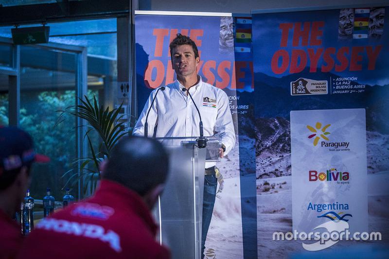 Marc Coma Director deportivo del Dakar