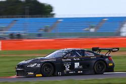 #12 Boutsen Ginion Racing, BMW M6 GT3: Olivier Grotz, Karim Ojjeh, Julian Darras