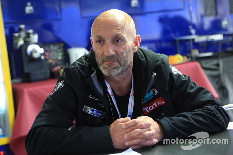 Фабьен Бартез, #23 Panis Barthez Competition Ligier JS P2 Nissan