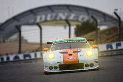 Майкл Уэйнрайт, Адам Кэррол, Бен Баркер, #86 Gulf Racing Porsche 911 RSR
