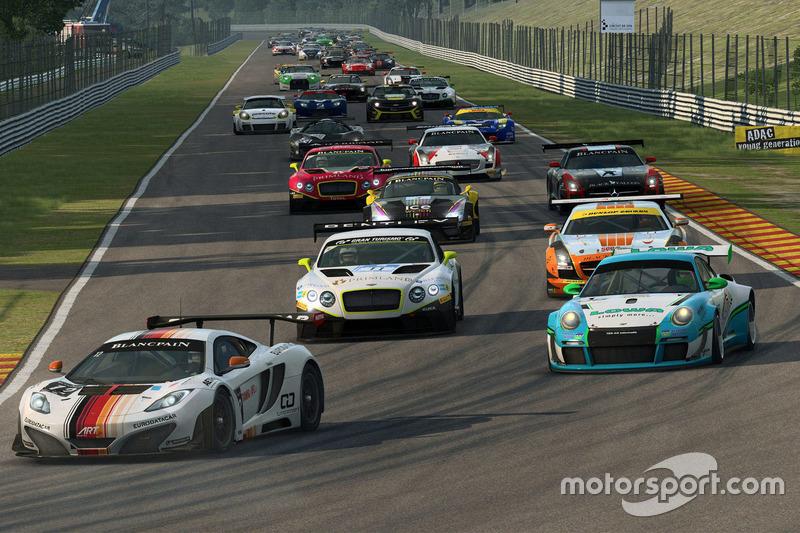 RaceRoom, GT3