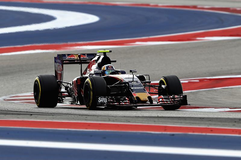 6e - Carlos Sainz (Toro Rosso)