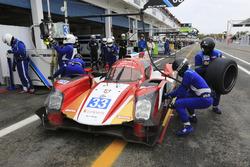 Pit stop #33 Eurasia Motorsport Oreca 05 - Nissan: Jun Jin Pu, Nick de Bruijn, Tristan Gommendy