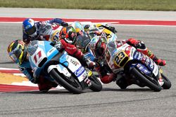 Livio Loi, RW Racing GP BV, Honda; Niccolò Antonelli, Ongetta-Rivacold, Honda